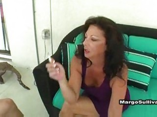 hot aged margo smokin sex