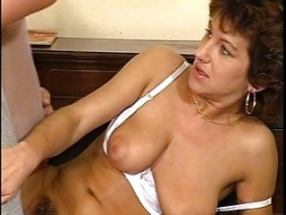dilettante milf takeit double