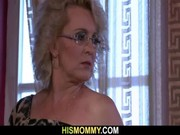 gf awakened by his concupiscent old mommy