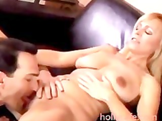 wife brutally drilled by a stranger blond