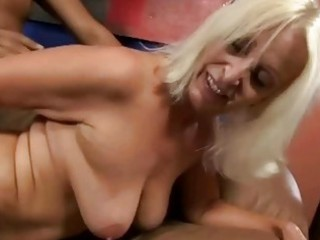 bigboobie granny getting drilled by her old spouse