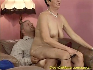 moms first threesome