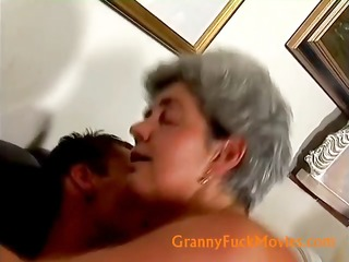 old snatch fucked by younger chap