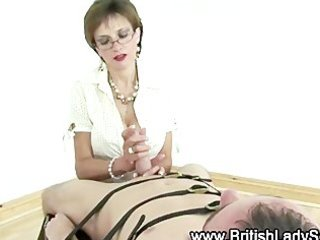 wicked femdom older british honey