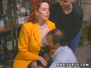 redhead non-professional d like to fuck sucks and