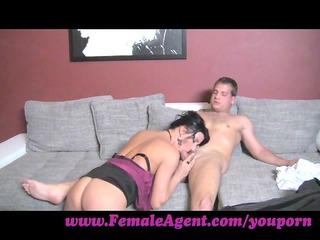 femaleagent. the art of sucking