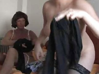aged lesbos lesbian scene