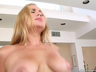 devon lee & marcus london threesome with a
