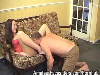 rose wood controls her fellow with her arse and