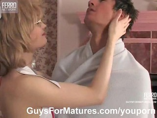 milf nurse prefers sex therapy