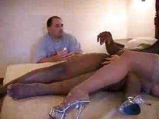 watching his wife with a black guy-f103