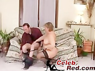 british plump housewife drilled british