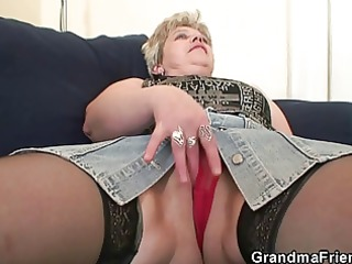 double fucking after muff fingering