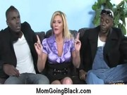 fantastic interracial sex darksome pounder and