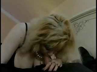 vintage - mature golden-haired big tits