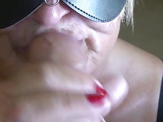 cum-feeding and swallowing