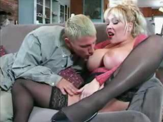 breasty mother i acquires the inexperienced chap