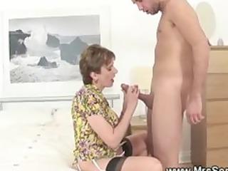 Cuckold watches wife bang
