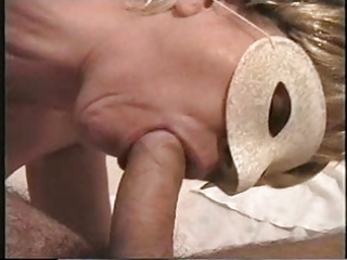 older plump old chap having pleasure with wife