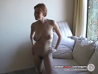 hairy breasty large tit cassie wifey is using a