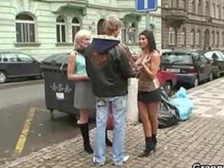 granny prostitute pleases juvenile man