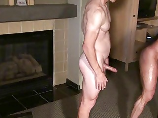 hot muscle worship lad toy in training!
