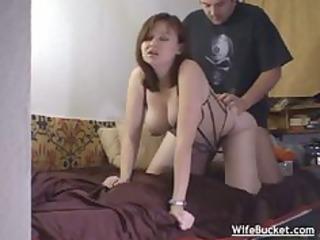 redhead wife fucked hard