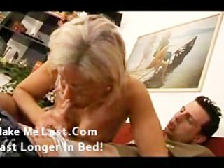 hawt older golden-haired enjoying young dong pt2
