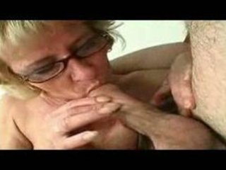 older with glasses fuck