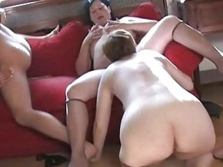 some mature harlots making lesbian sex