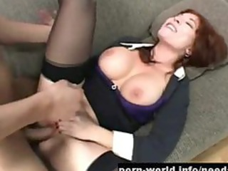 redhead mother i brittany oconnell