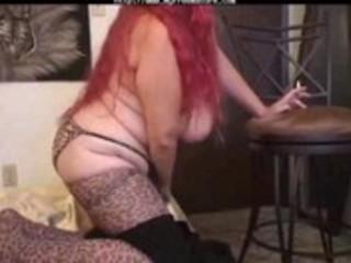 sexy curvy redhead smoking bj aged mature porn