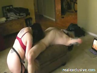 Rimming and anal fucking with my wife Susan