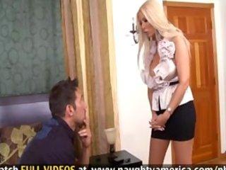 blonde lalin girl d like to fuck bonks her tenant