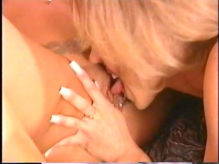 hawt babes with giant love muffins eating pussy -