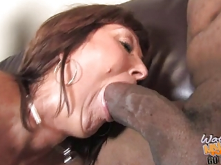 breasty older mommy desi foxx used by 5 blacks in