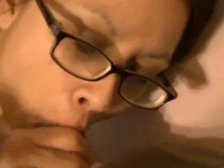 My wife swallows my cum