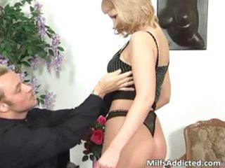 great blond mother i sucks hard pecker