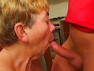 saggy breasts granny toys and bonks