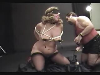 fastened wife spanked