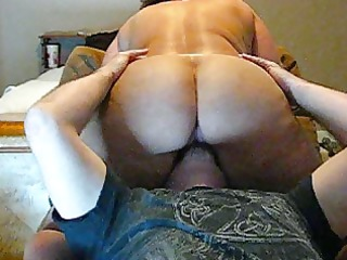 Great Ass on Babysitter, Caught watching porn.