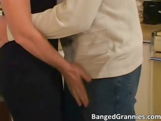 wicked large boobed blonde milf doxy gives