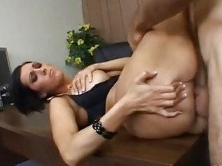 Juicy milf dylan ryder receives a warm glob of