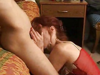 Mature amateur debra loves it doggystyle