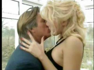 french blond milf secretary seduces the boss for