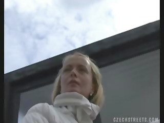 czech streets - czech mother i diana sucks for