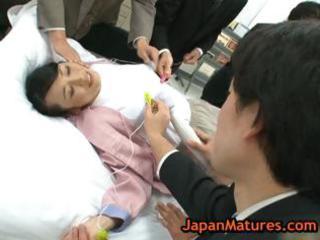 mature natsumi kitahara in sexy asian gangbang 63