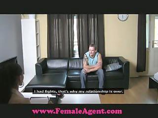 femaleagent talented wang