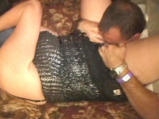 blonde milf spanked & drilled at fuckfest