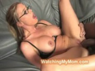 Naughty milf kylie worthy struggles with massive